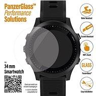 PanzerGlass SmartWatch - különféle típusú órákhoz (34 mm) átlátszó - Képernyővédő