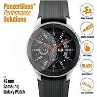 PanzerGlass SmartWatch - Samsung Galaxy Watch (42 mm) készülékhez, átlátszó - Képernyővédő