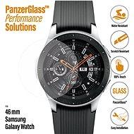 PanzerGlass SmartWatch - Samsung Galaxy Watch (46 mm) készülékhez, átlátszó - Képernyővédő