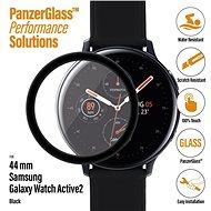 PanzerGlass SmartWatch - Samsung Galaxy Watch Active 2 (44 mm) készülékhez, fekete - Képernyővédő