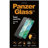 PanzerGlass Edge-to-Edge Huawei Nova 5/5 Pro készülékhez, fekete - Képernyővédő