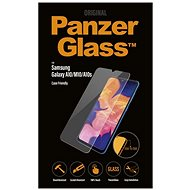 PanzerGlass Edge-to-Edge Samsung Galaxy A10/M10/A10s készülékhez, átlátszó - Képernyővédő