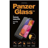 PanzerGlass Edge-to-Edge Samsung Galaxy A20s készülékhez, fekete - Képernyővédő