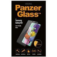 PanzerGlass Edge-to-Edge Samsung Galaxy A51 készülékhez, fekete - Képernyővédő