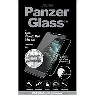 PanzerGlass Edge-to-Edge iPhone Xs Max/11 Pro Max-hoz, fekete, Swarovski CamSlider