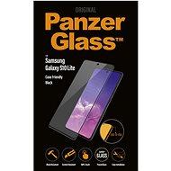 PanzerGlass Edge-to-Edge Samsung Galaxy S10 Lite készülékhez - fekete