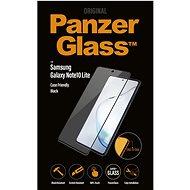 PanzerGlass Edge-to-Edge Samsung Galaxy Note 10 Lite készülékhez - fekete
