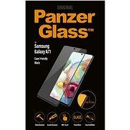PanzerGlass Edge-to-Edge Samsung Galaxy A71 készülékhez - fekete