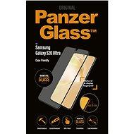 PanzerGlass Edge-to-Edge pro Samsung Galaxy S20 Ultra fekete (Biometric Glass)