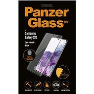 PanzerGlass Premium védőüveg Samsung Galaxy S20 készülékhez - fekete (FingerPrint) - Képernyővédő