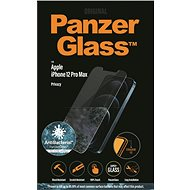 PanzerGlass Standard Privacy Antibacterial Apple iPhone 12 Pro Max-hoz, víztiszta - Képernyővédő