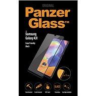 PanzerGlass Edge-to-Edge Samsung Galaxy A31 készülékhez, fekete - Képernyővédő