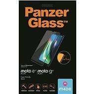 PanzerGlass Edge-to-Edge for Motorola Moto E7 Plus / G9 Play black - Képernyővédő
