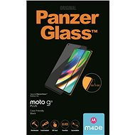 PanzerGlass Edge-to-Edge Motorola Moto G9 Plus fekete - Képernyővédő