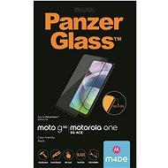 PanzerGlass Edge-to-Edge Motorola Moto G 5G/One 5G Ace készülékre, fekete - Képernyővédő