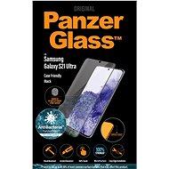 PanzerGlass Premium Antibacterial - Samsung Galaxy S21 Ultra (FingerPrint ready) - Képernyővédő