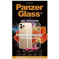PanzerGlass ClearCase Apple iPhone 11 Pro Max készülékhez - Mobiltelefon hátlap