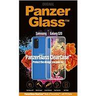 PanzerGlass ClearCase Samsung Galaxy S20 készülékhez - Mobiltelefon hátlap