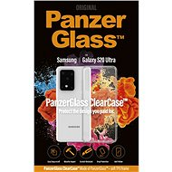 PanzerGlass ClearCase tok Samsung Galaxy S20 Ultra készülékhez - Mobiltelefon hátlap