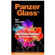 PanzerGlass ClearCase Apple iPhone XS Max készülékhez - Mobiltelefon hátlap