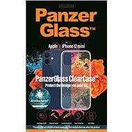 PanzerGlass ClearCase Antibacterial Apple iPhone 12 mini készülékhez - Mobiltelefon hátlap