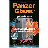 PanzerGlass ClearCase Antibacterial Apple iPhone 12 Pro Max készülékhez - Mobiltelefon hátlap
