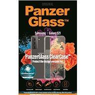 Mobiltelefon tok PanzerGlass ClearCase Antibacterial - Samsung Galaxy S21 - Pouzdro na mobil