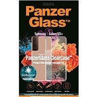 Mobiltelefon tok PanzerGlass ClearCase Antibacterial - Samsung Galaxy S21+ - Pouzdro na mobil