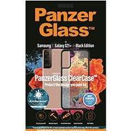 PanzerGlass ClearCase Antibacterial - Samsung Galaxy S21+ Black edition - Mobiltelefon tok