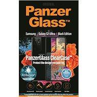 PanzerGlass ClearCase Antibacterial - Samsung Galaxy S21 Ultra Black edition