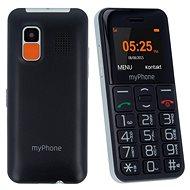 CPA Halo Easy fekete - Mobiltelefon