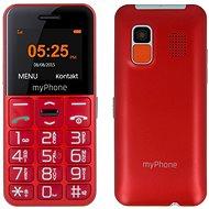 CPA Halo Easy piros - Mobiltelefon