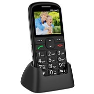 CPA Halo 11 Senior fekete - Mobiltelefon