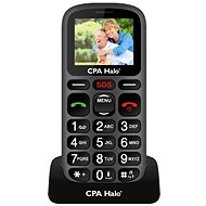 CPA Halo 16 Senior fekete - Mobiltelefon
