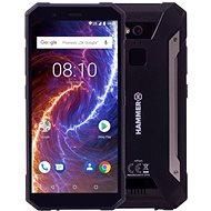 myPhone Hammer Energy LTE 18x9, fekete - Mobiltelefon