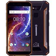 myPhone Hammer Energy LTE 18x9, narancsszínű - Mobiltelefon
