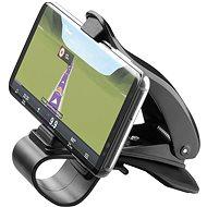 CellularLine Pilot View fekete - Telefontartó