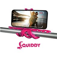 """CELLY Squiddy 6.2""""-os telefonokhoz, rózsaszín - Autós tartó"""