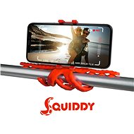 """CELLY Squiddy 6.2""""-os telefonokhoz, szürke - Autós tartó"""