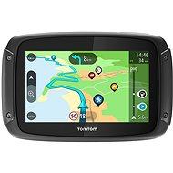 TomTom Rider 500 EU Lifetime motorkerékpáros - GPS navigáció