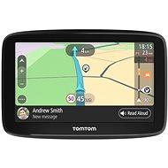 """TomTom GO Basic 6"""" Europe LIFETIME térképek - GPS navigáció"""