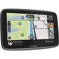 TomTom GO Camper World LIFETIME térképek - GPS navigáció