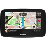 TomTom GO 520 World LIFETIME élettartam térképfrissítéssel - GPS navigáció