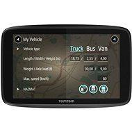 TomTom GO 6250 Professional EU LIFETIME térképek - GPS navigáció