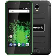 myPhone HAMMER Active zöld - Mobiltelefon