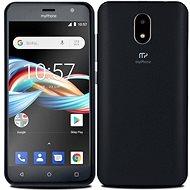 MyPhone FUN 6 LITE fekete - Mobiltelefon