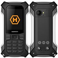 myPhone Hammer Patriot, ezüst - Mobiltelefon