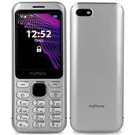 MyPhone Maestro ezüst - Mobiltelefon
