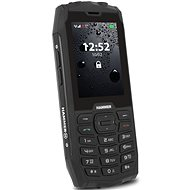 myPhone Hammer 4 fekete - Mobiltelefon