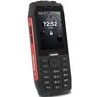 myPhone Hammer 4, piros - Mobiltelefon